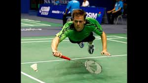 badminton, player badminton fly,
